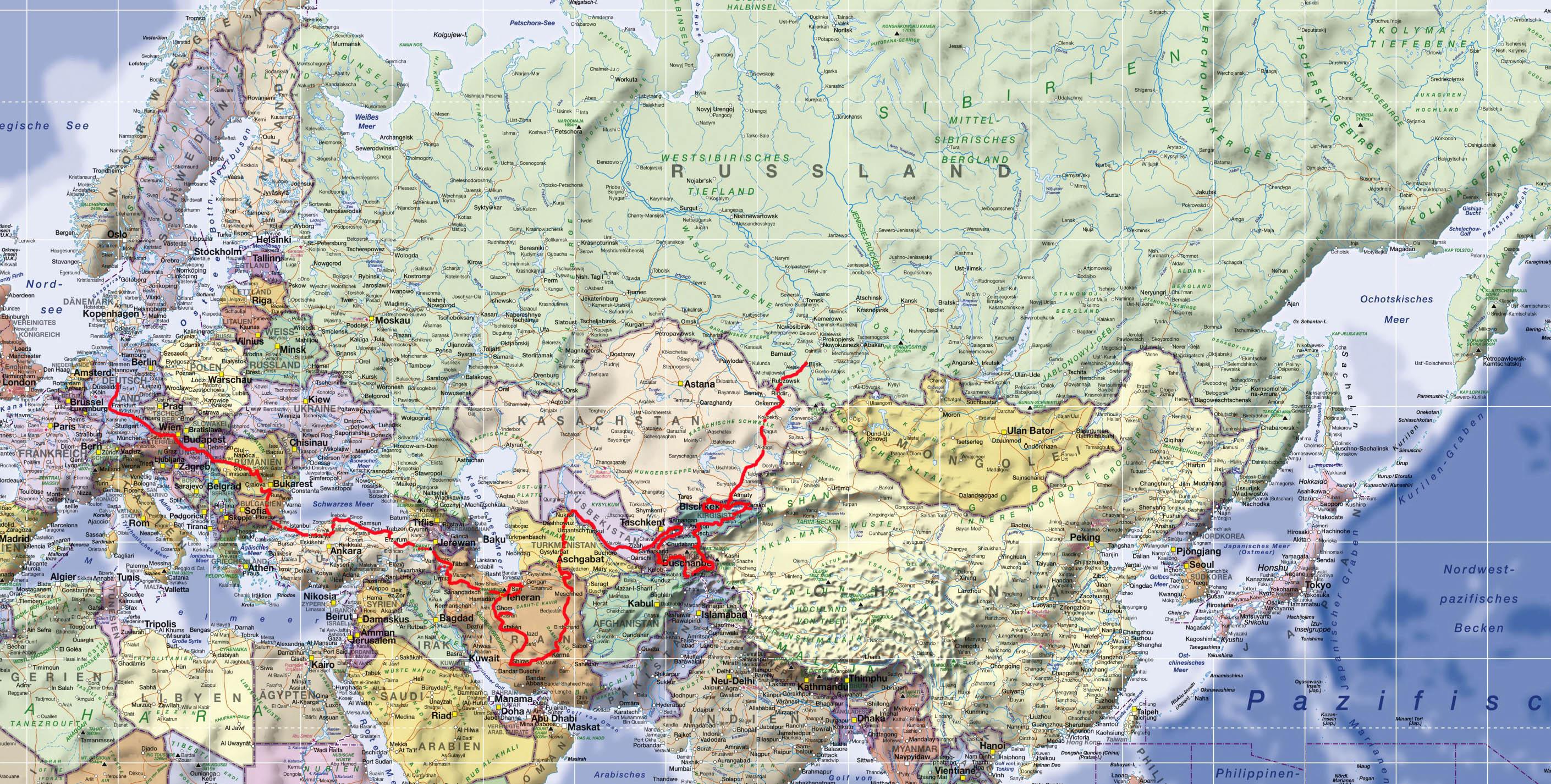 Seidenstraße bis Magadan Aktuel web 20.08.